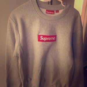 Supreme FW18 bogo sweatshirt